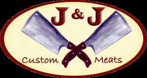 J & J Custom Meats Logo - Whittemore, IA